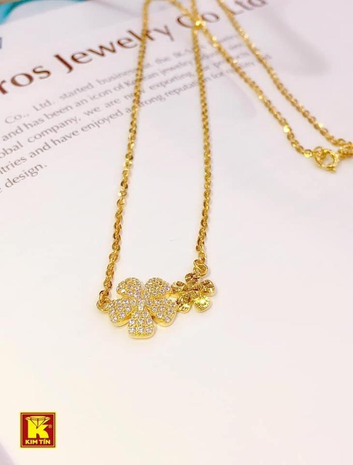 Tập đoàn vàng bạc đá quý Kim Tín: Mê mẩn với những mẫu trang sức độc đáo Ảnh 2