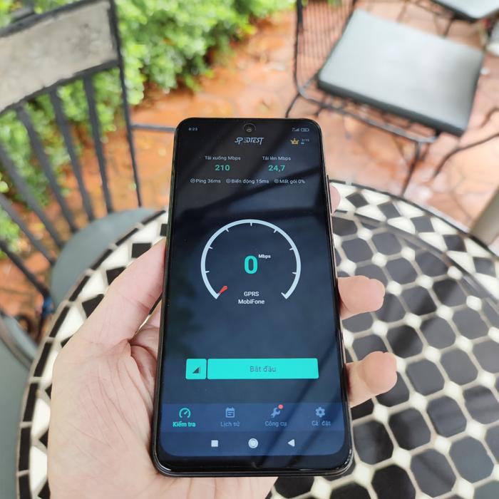 Xuất hiện 'quán quân' mới của smartphone 5G phân khúc tầm trung chỉ dưới 6 triệu Đồng Ảnh 5