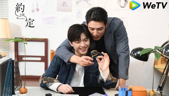 Tháng Tự Hào LGBT đừng bỏ lỡ loạt phim đam mỹ siêu hấp dẫn trên WeTV Ảnh 2