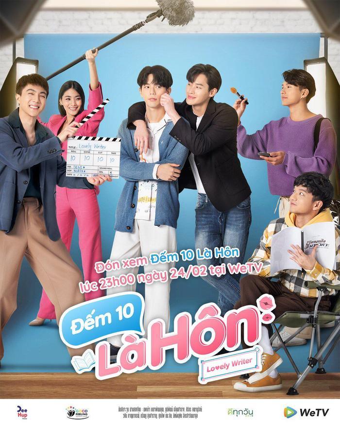 Tháng Tự Hào LGBT đừng bỏ lỡ loạt phim đam mỹ siêu hấp dẫn trên WeTV Ảnh 12