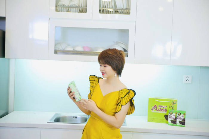 Chân dung CEO Kim Cúc Adela, người đứng sau thành công của sản phẩm hỗ trợ giảm cân được yêu thích hiện nay Ảnh 4