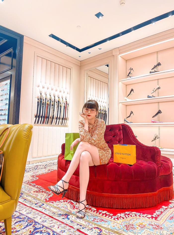 Chiêm ngưỡng nhan sắc ngọt ngào, trẻ trung của hotgirl 9X Nguyễn Hoàng Mai Ly Ảnh 4