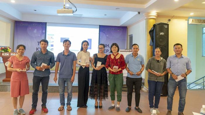 Đinh Quang Thiều chia sẻ về con đường kinh doanh thành công Ảnh 2