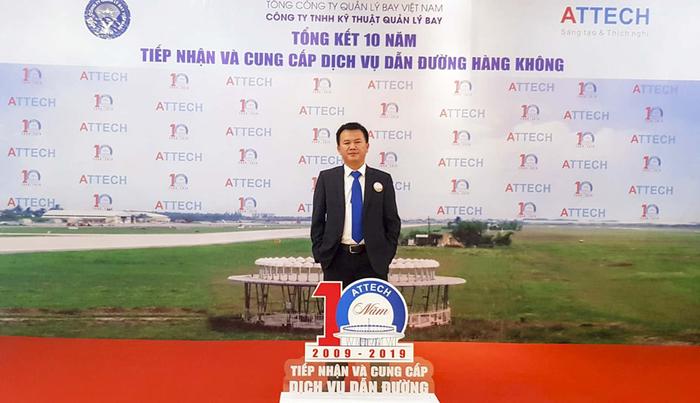Đinh Quang Thiều chia sẻ về con đường kinh doanh thành công Ảnh 1
