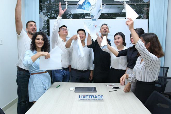 CEO Lê Phạm: Thành công khi khởi nghiệp với công ty môi giới chứng khoán Ảnh 5