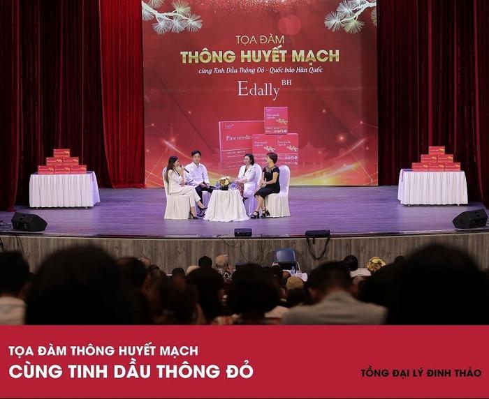 Doanh nhân Nguyễn Thị Thu Huyền và dự án bảo vệ dòng máu sạch Ảnh 3