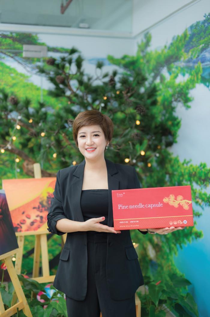 Doanh nhân Nguyễn Thị Thu Huyền và dự án bảo vệ dòng máu sạch Ảnh 2