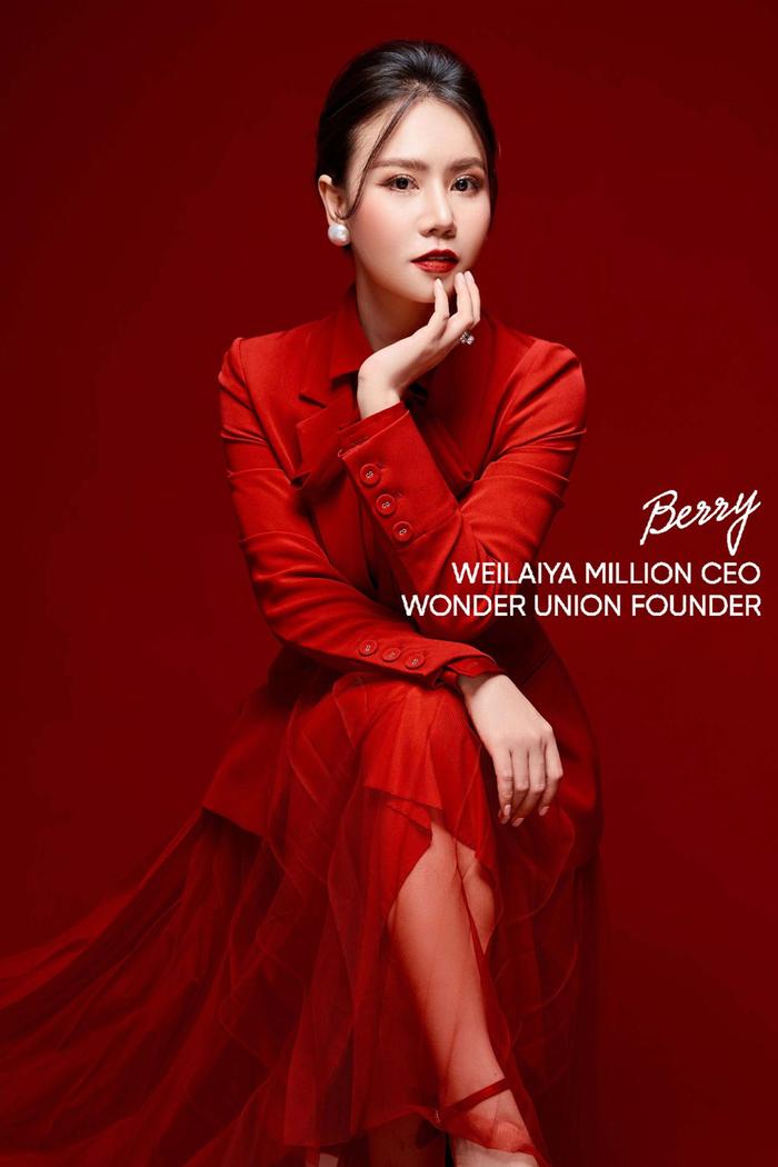 CEO Nguyễn Diệu Linh (Linh Berry): Cho đi để nhận lại, thành công không chỉ của riêng mình Ảnh 2