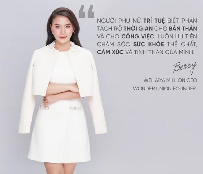 CEO Nguyễn Diệu Linh (Linh Berry): Cho đi để nhận lại, thành công không chỉ của riêng mình Ảnh 3