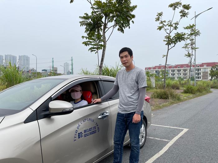 Bùi Hoàng Hiệp - Hơn 10 năm gắn bó với nghề đào tạo lái xe ô tô vẫn chưa đủ để thỏa mãn niềm đam mê với nghề Ảnh 1