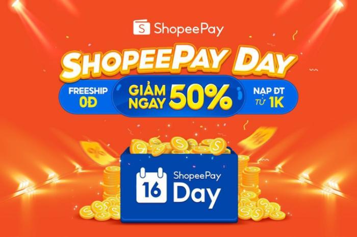 ShopeePay Day 16.08 ghi điểm mạnh trong mắt Gen Z Ảnh 1