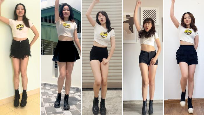 Cổ vũ đội tuyển Việt Nam bằng giai điệu tiktok cuồng nhiệt Ảnh 1
