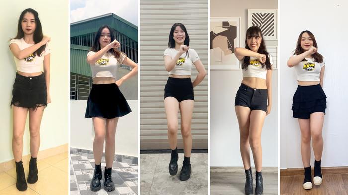 Cổ vũ đội tuyển Việt Nam bằng giai điệu tiktok cuồng nhiệt Ảnh 3