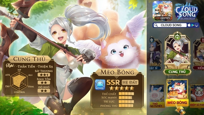 Cốt truyện Cloud Song VNG: Khởi nguyên thần thoại anh hùng Ảnh 6