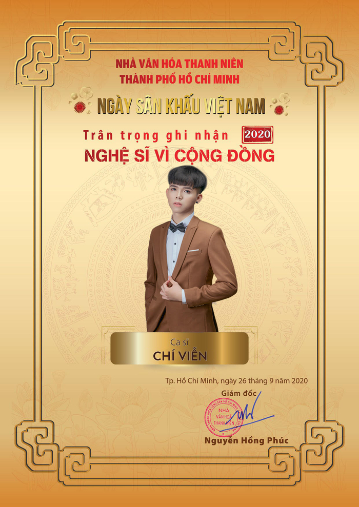Ca sĩ 10X Chí Viễn (Nguyễn Chí Nhân) thành công với dòng nhạc sở trường Trữ tình - Bolero Ảnh 6