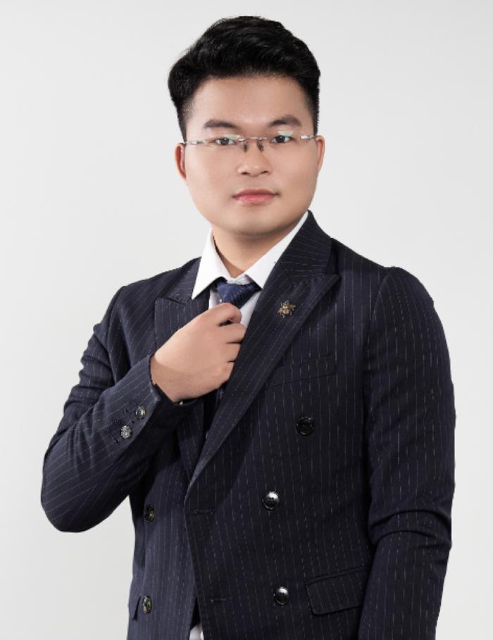 9x Nguyễn Phan Tiến chia sẻ mẹo học toán cho người mất gốc Ảnh 1