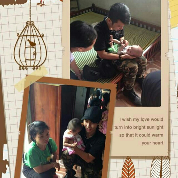 Nguyễn Đức Huy: Chàng trai 9X với tâm niệm thiện nguyện vì cộng đồng Ảnh 3