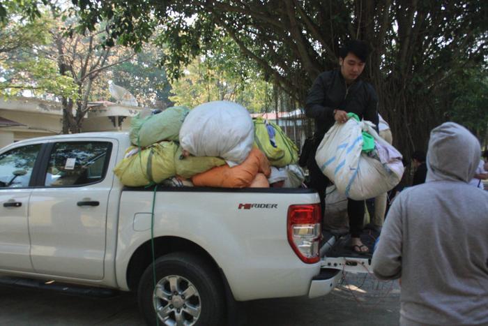 Nguyễn Đức Huy: Chàng trai 9X với tâm niệm thiện nguyện vì cộng đồng Ảnh 2