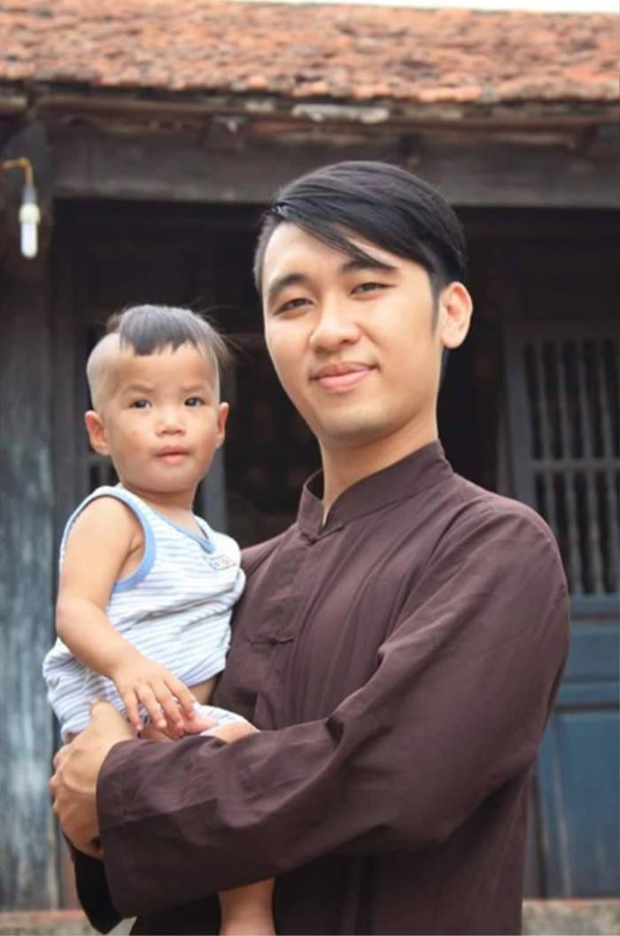 Nguyễn Đức Huy: Chàng trai 9X với tâm niệm thiện nguyện vì cộng đồng Ảnh 1