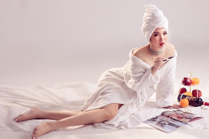 Hot mom Khương Phương Anh chia sẻ bí quyết về cuộc sống gia đình 'chuẩn 10' Ảnh 2